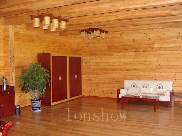 室内木质墙板